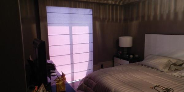 cortina Romana eletrica