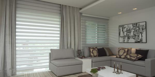 persiana double vision para sala